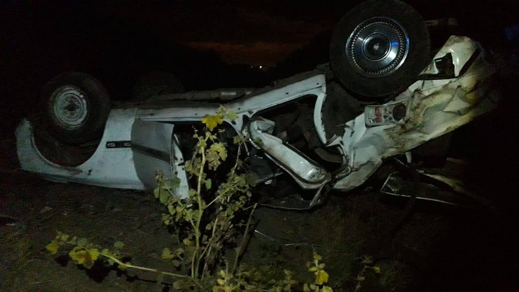 Возле «7 километра» легковушка перевернулась в кювет: двое парней погибли, четверо в больнице (фото) «фото»