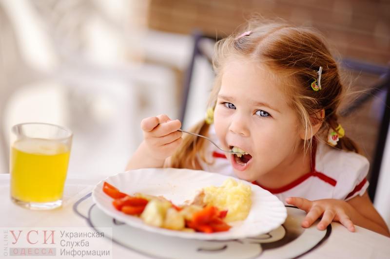 Ученики одесских школ будут получать безлактозное и безглютеновое питание «фото»