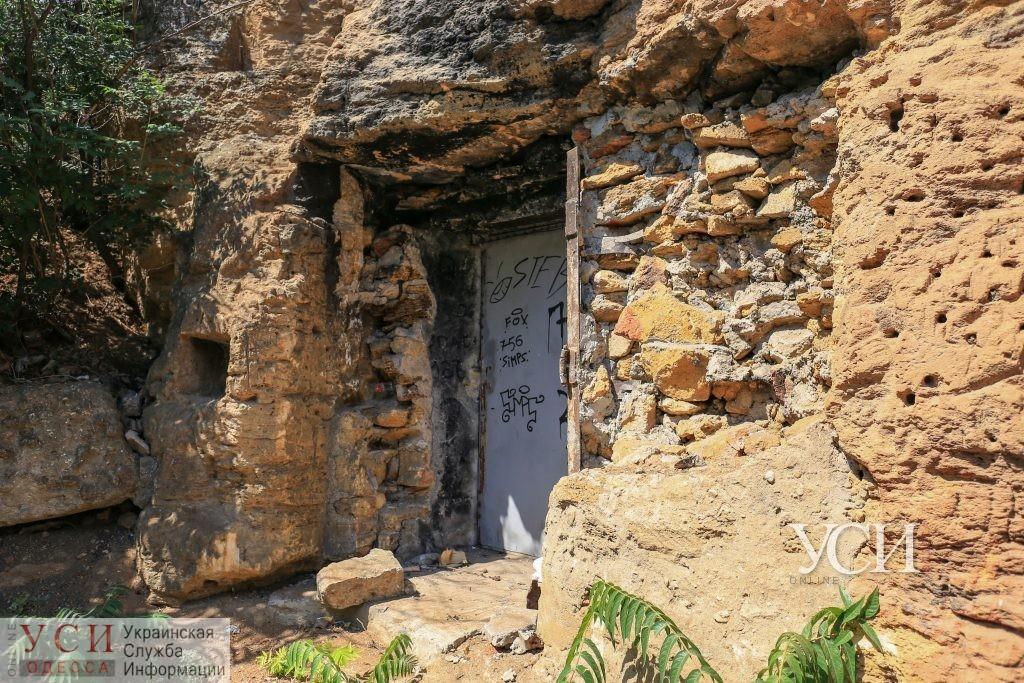Одесский горсовет собирается перенести сортировочную станцию подальше от исторической каменоломни в Аркадии «фото»