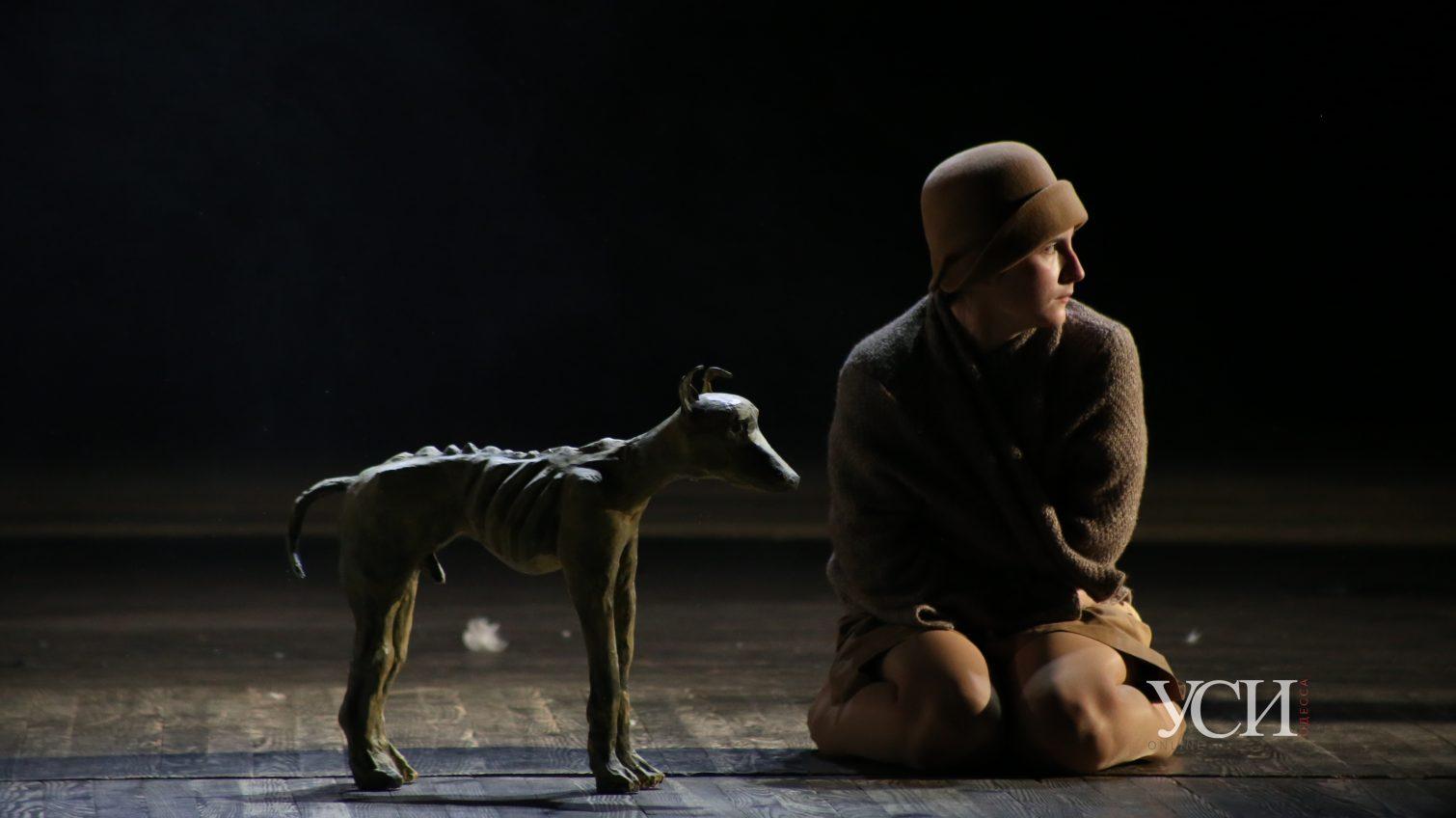 В Украинском театре «перезагрузят» «Собачье сердце» Булгакова (фоторепортаж) «фото»