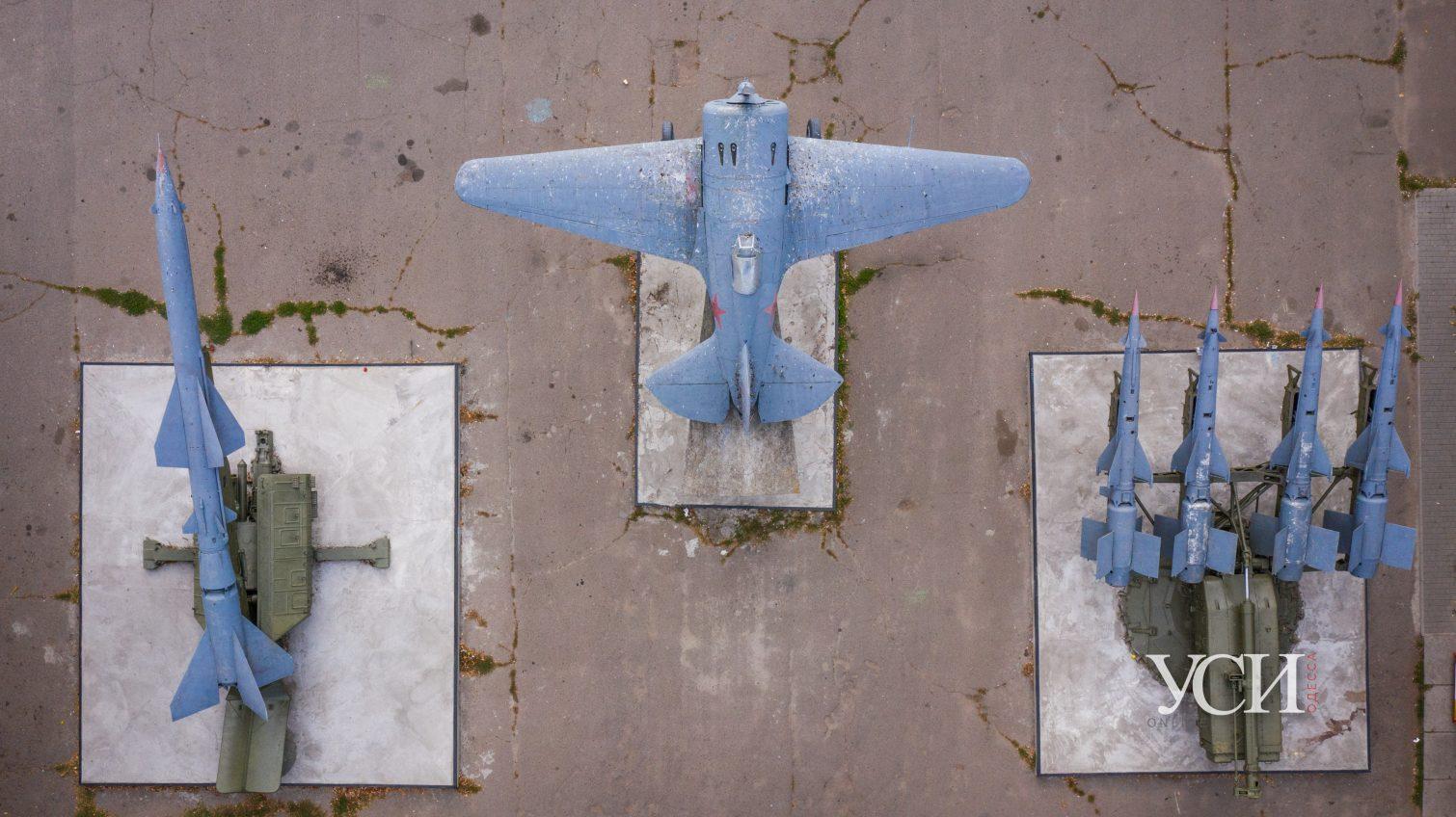 Когда война – это не модно: беглый осмотр Мемориала 411-й батареи (аэросъемка, фоторепортаж) «фото»