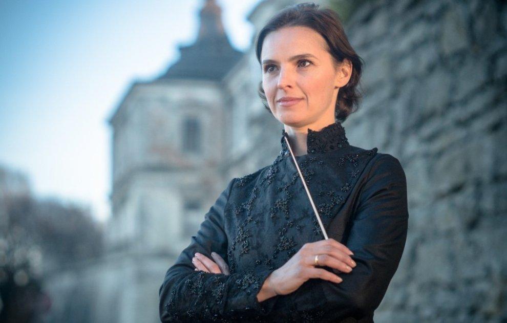 Экс-дирижер Одесской оперы возглавила оркестр Байройтского театра: за 145 лет женщин-дирижеров там еще не было «фото»