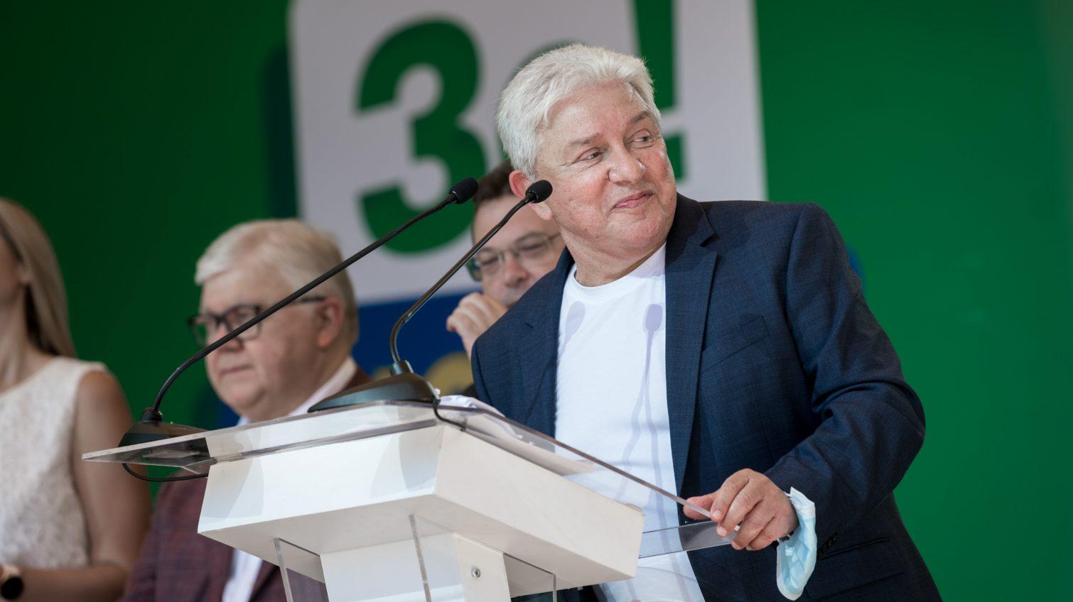 Теперь официально: ТИК зарегистрировала Олега Филимонова кандидатом в мэры Одессы «фото»