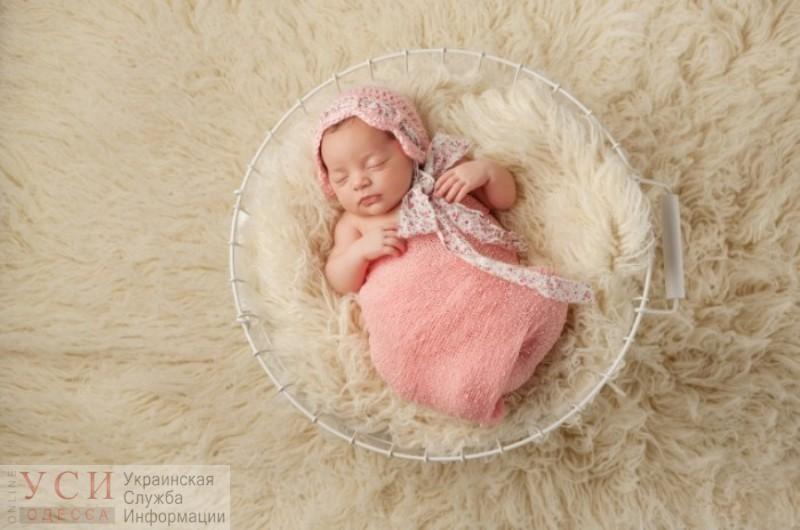 В Одессе в День города первой родилась девочка Эмилия «фото»