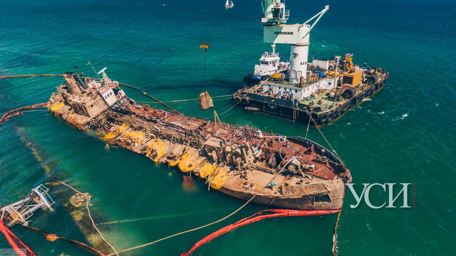 Эпопея Delfi: одесский суд арестовал судно – от собственника требуют возместить затраты «фото»