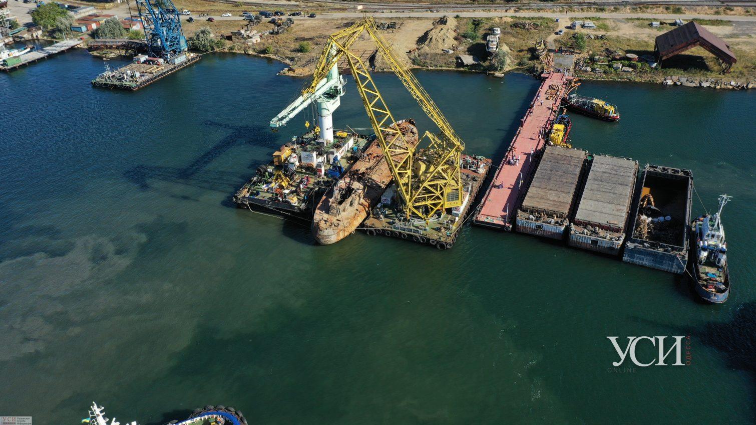 АМПУ вновь хочет запретить собственнику Delfi использовать танкер «фото»