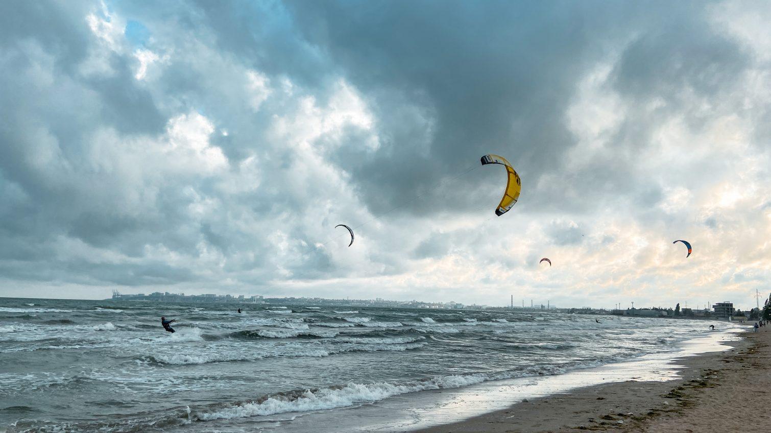 Штормовое предупреждение: в Одесской области ухудшится погода «фото»