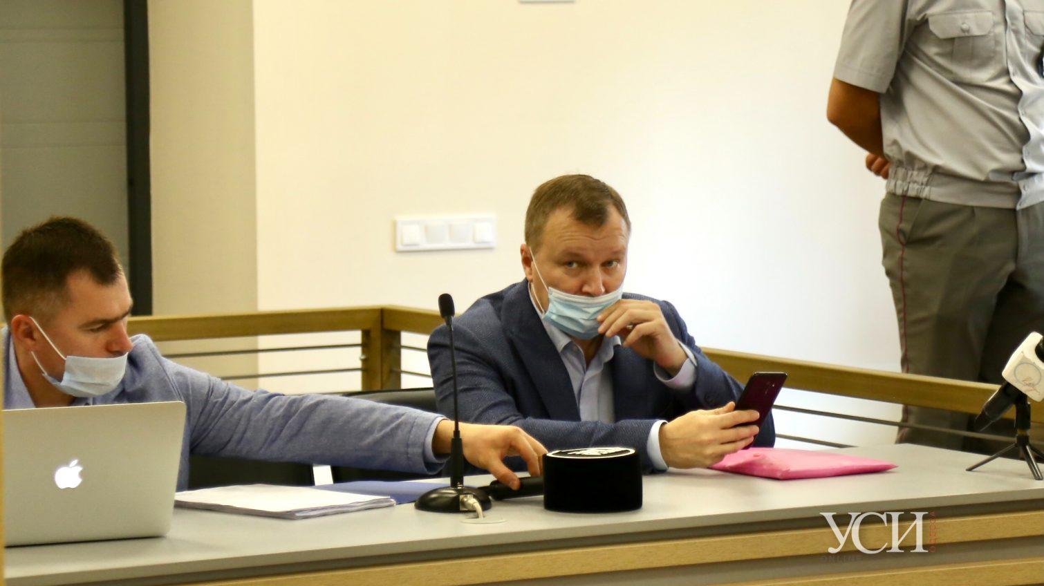 Одесский апелляционный суд отказался отменять регистрацию Труханова на участие в мэрских выборах 25 октября «фото»