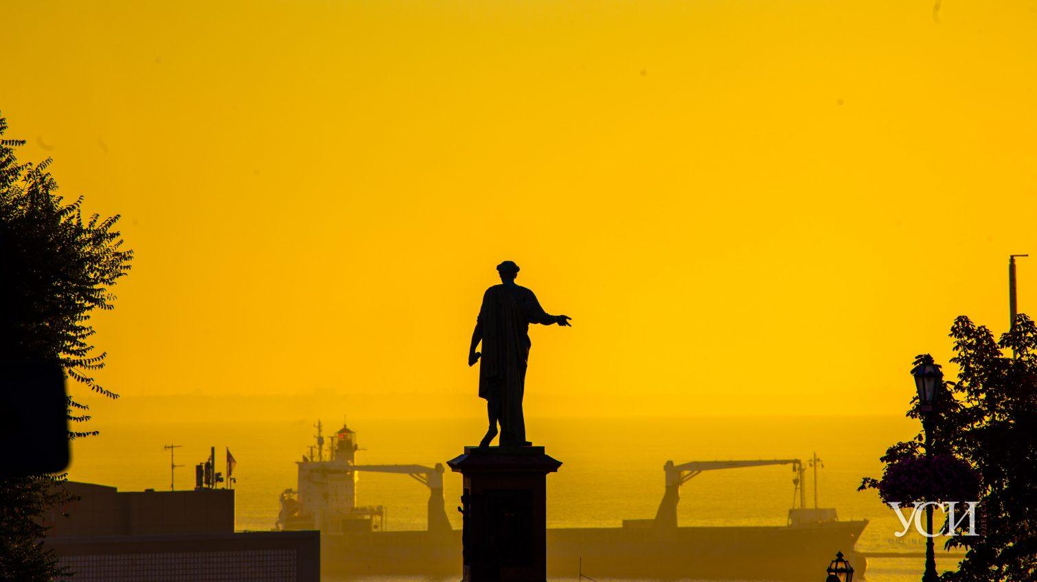Одесситам обещают жаркую среду, а в области – утренний туман «фото»