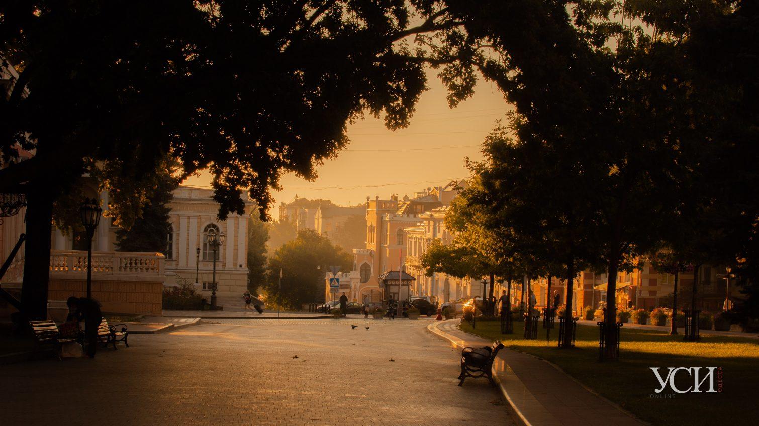 В воскресенье в Одессе потеплеет «фото»