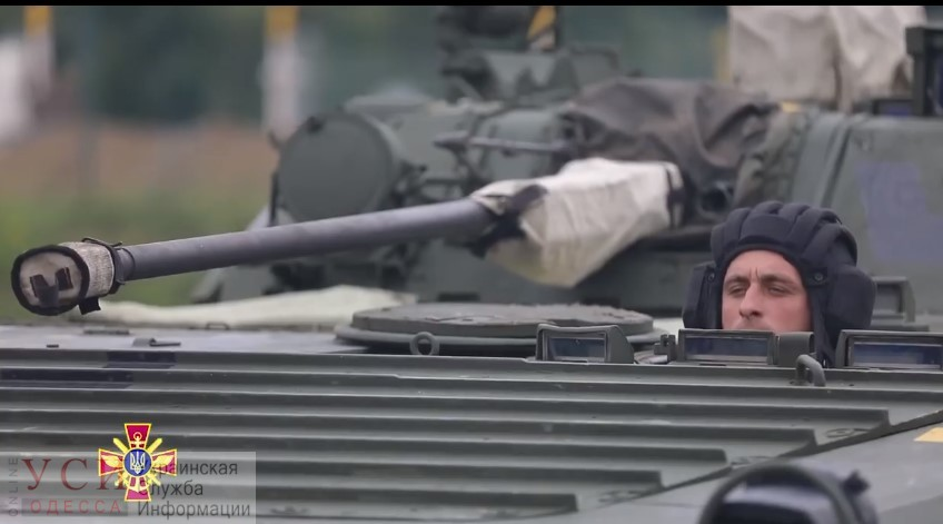 Бойцы одесской 28-й бригады участвуют в международных учениях в Германии (видео) «фото»