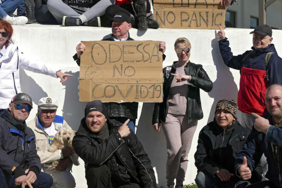 «Вашингтон Пост»: Одесса – горячая точка второй волны коронавируса в Европе «фото»