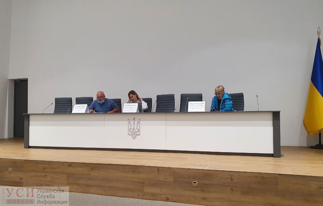 Выборы-2020: городская ТИК может изменить разделы депутатских участков Одессы (видеотрансляция) «фото»