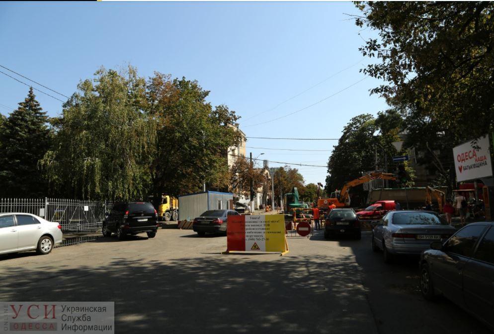 Перекресток на Семинарской и Канатной откроют для проезда в течение недели «фото»