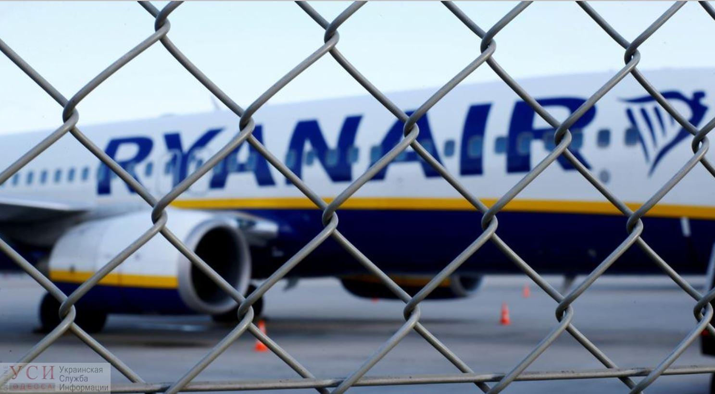 Ryanair отменил почти все рейсы в Украину со второй половины сентября «фото»