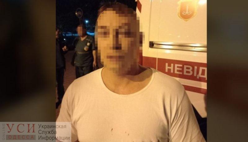 В Одессе туристы из Днепра избили фельдшера: полиция уже открыла дело (фото) «фото»
