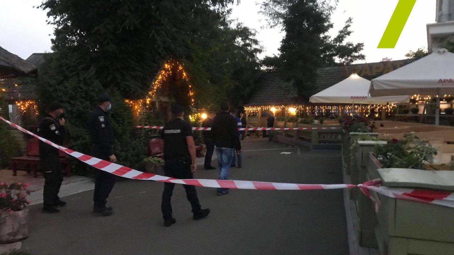 В одном из одесских ресторанов произошла перестрелка: на месте работают СБУ и полиция (фото) ОБНОВЛЕНО «фото»