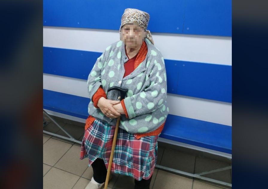 В центре Одессы нашли бабушку, которая потерялась несколько дней назад в Беляевском районе «фото»