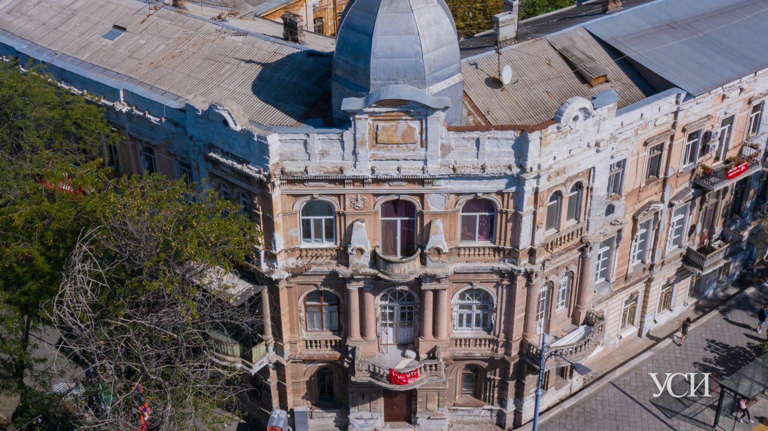В мэрии прокомментировали ситуацию с аварийным домом на Софиевской: обещают взяться за него в ближайшее время «фото»