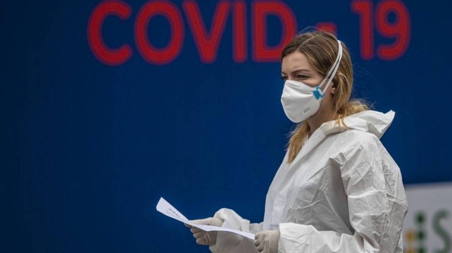 Хроника коронавируса: 199 дней с начала карантина «фото»