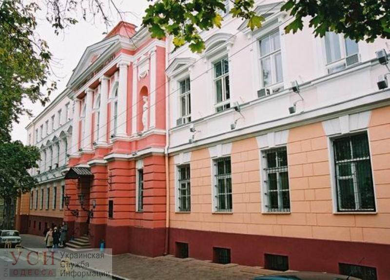 Одесский нархоз закрывают на карантин. ОБНОВЛЕНО «фото»