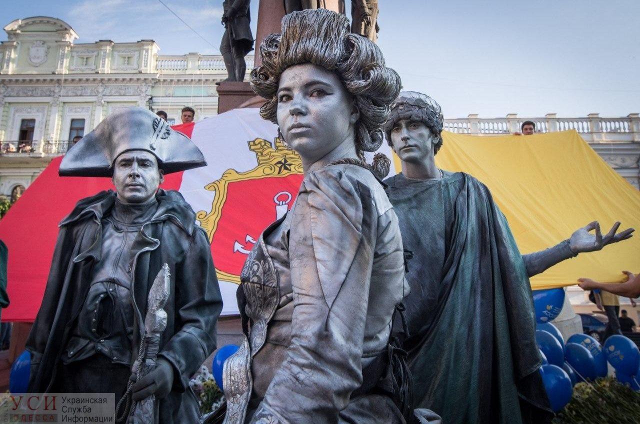 Праздничные контрасты: как Одесса отмечает День города (фоторепортаж, аэросъемка) «фото»