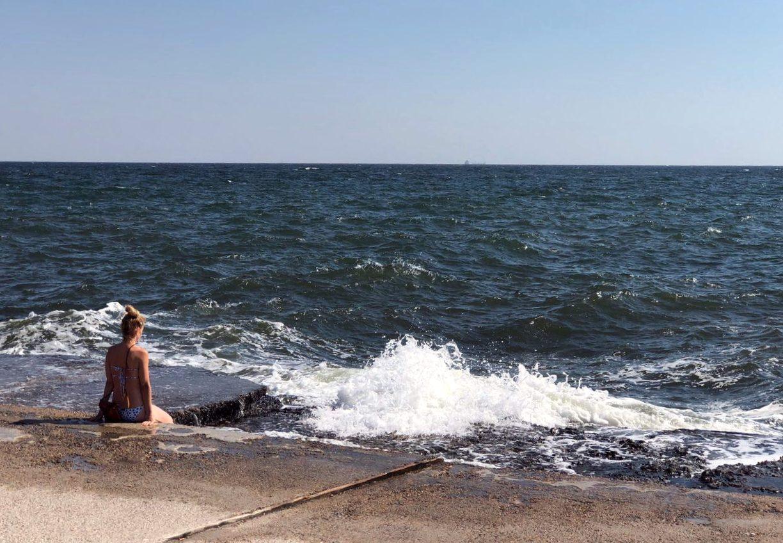 Вода на четырех одесских пляжах не соответствует нормам «фото»