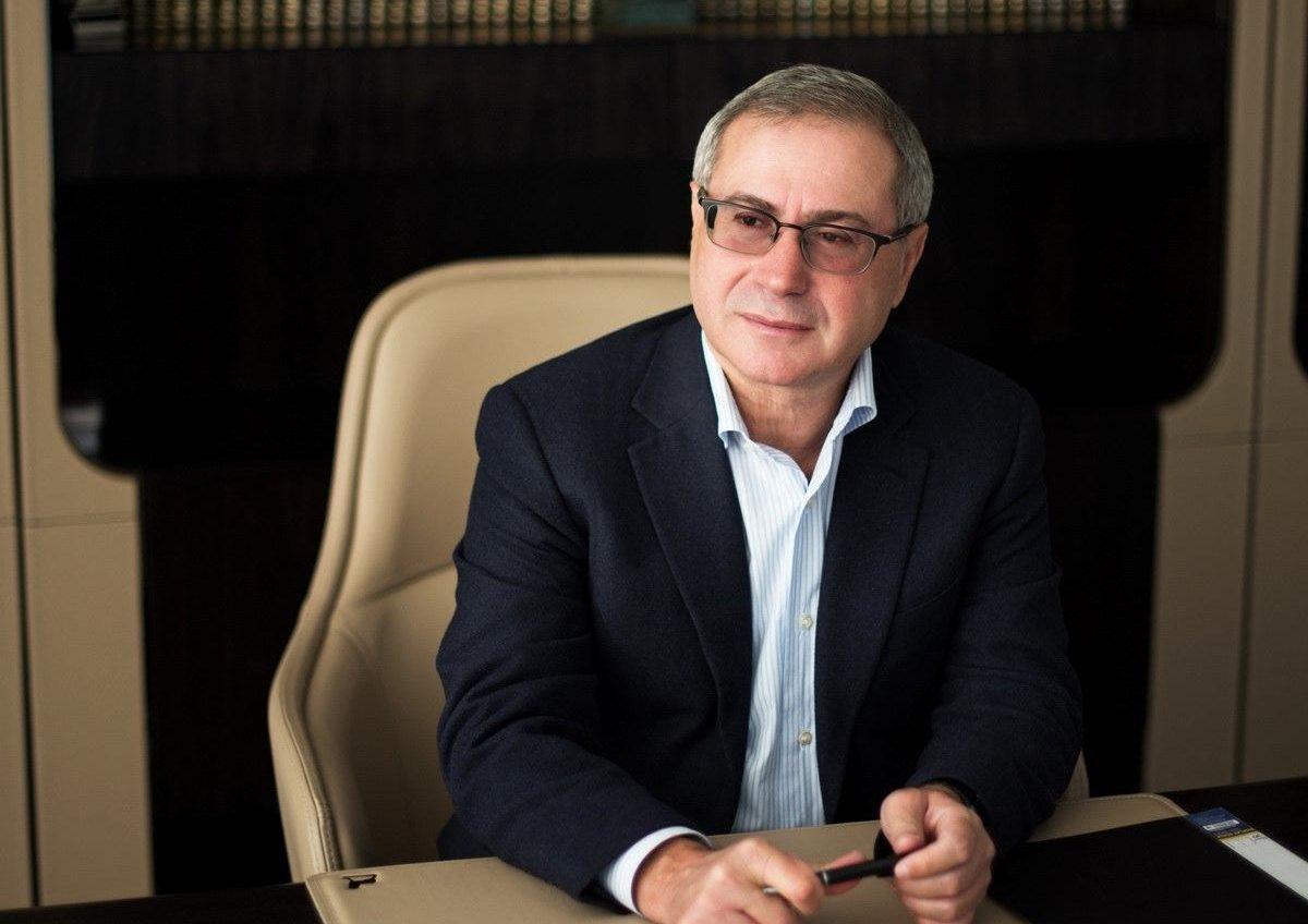 Депутат Одесского облсовета Олег Кутателадзе отчитался о своей работе «фото»