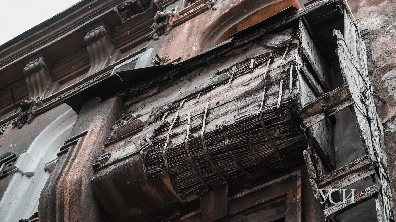 Архитектурное достояние, которые мы теряем – переулок Ляпунова (фоторепортаж) «фото»