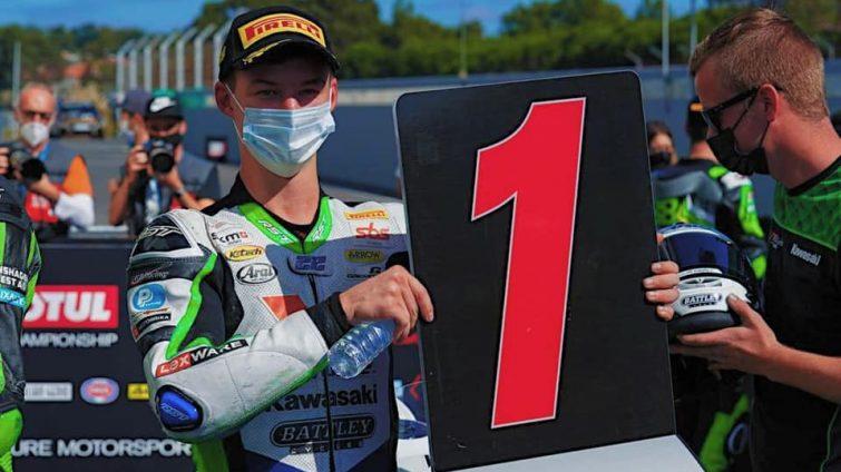 Одессит занял первое место на чемпионате мира по мотогонкам (фото) «фото»