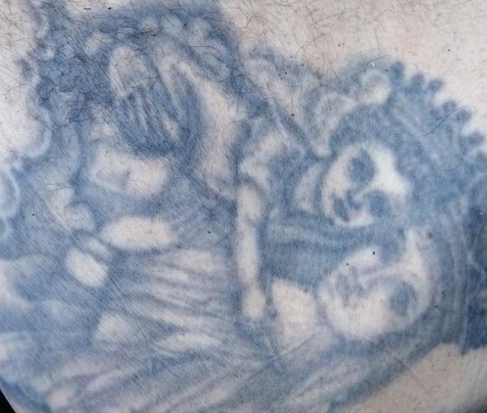 В Белгороде полиция просит опознать тело по татуировкам 📷 «фото»