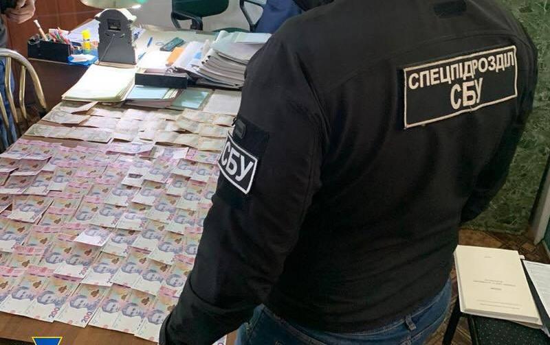 В Одесской области на взятке попался лесничий 📷 «фото»