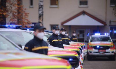 Украинские спасатели получили 80 высококлассных спецмашин 📷, 🎥 «фото»