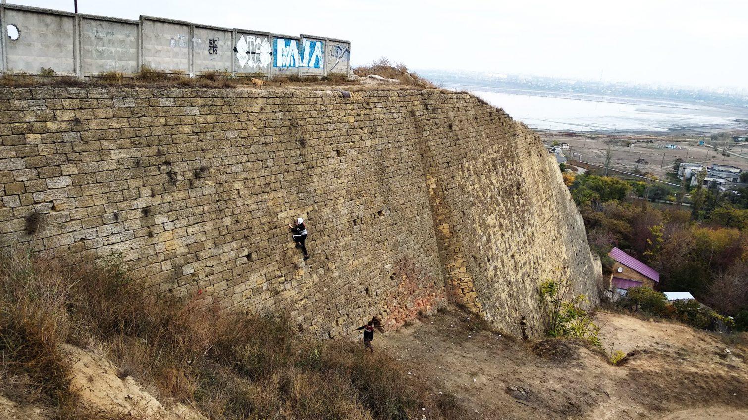 Одесский спелеолог спас застрявшего подростка (фото) «фото»