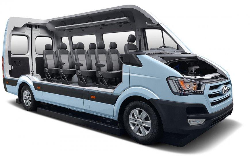 Мэрия закупила два пассажирских микроавтобуса и седан «фото»