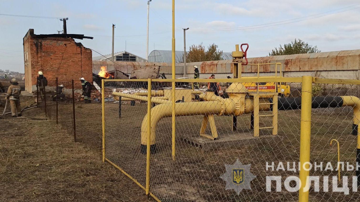 Во время взрыва под Харьковом погибли два человека (фото) «фото»