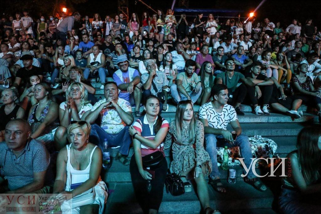 Вечером в пятницу частично перекроют Приморскую – на Потемкинской лестнице будут показывать немое кино (схема) «фото»