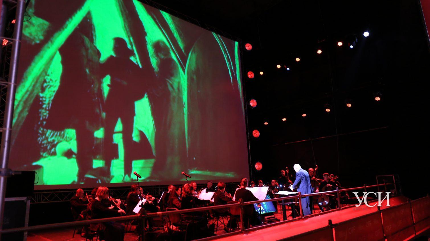 Open-air перформанс: на Потемкинской лестнице показали «Голем, как он пришел в мир» (фоторепортаж) «фото»