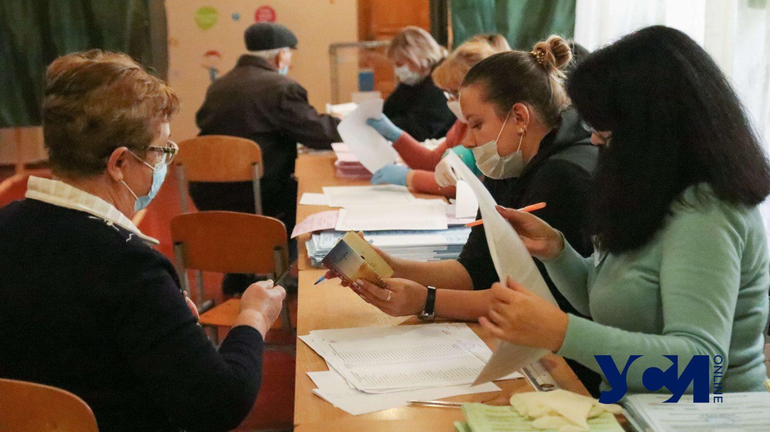 В Одесской ОГА рассказали, как прошли выборы «фото»