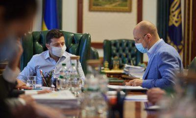 Зеленский требует уточнить информацию о выздоровевших от коронавируса «фото»