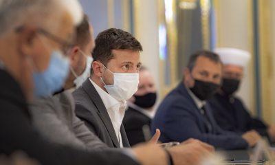 9500 в сутки: Президент Украины рассказал, когда введут жесткий карантин «фото»