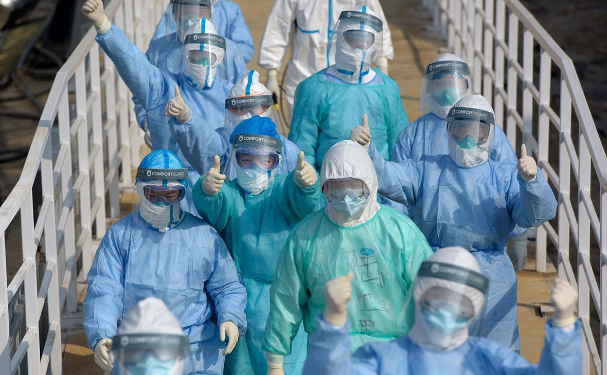 Китайцы будут учить одесских медиков бороться с коронавирусом «фото»