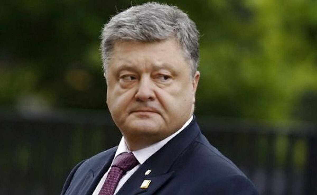 Экс-президента Украины госпитализировали с двухсторонним воспалением легких «фото»