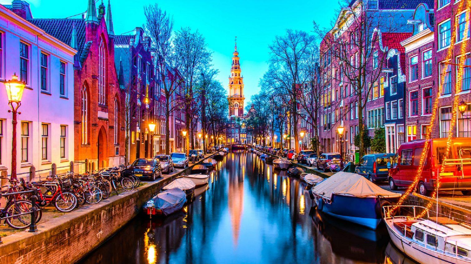 Из Одессы в Амстердам запускают авиарейс «фото»