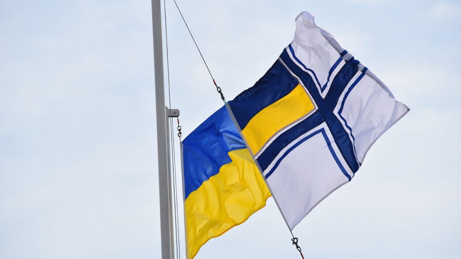 В порту «Южный» впервые открыли пункт базирования ВМС Украины «фото»