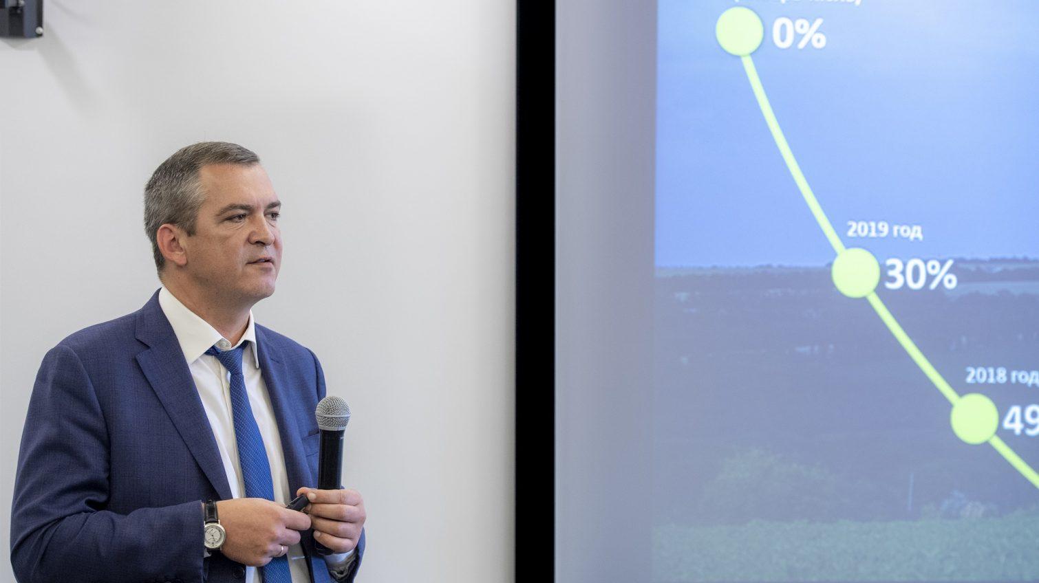 В обновленном «облэнерго» – ДТЭК анонсировали строительство подстанций и рассказали о новых сервисах для потребителей «фото»
