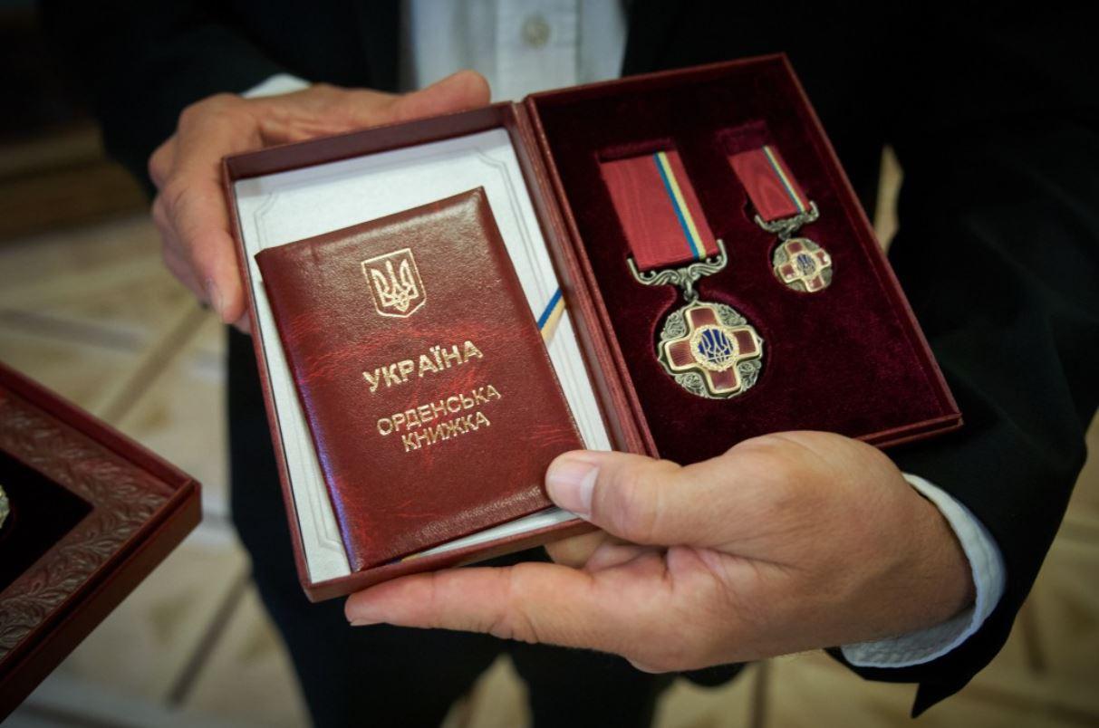 Трое преподавателей одесских вузов получили ордена от президента «фото»