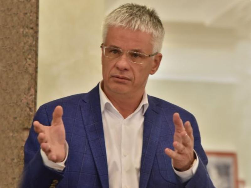 Сергей Калинчук: «Коррупция в морской сфере достигла катастрофических масштабов!» «фото»