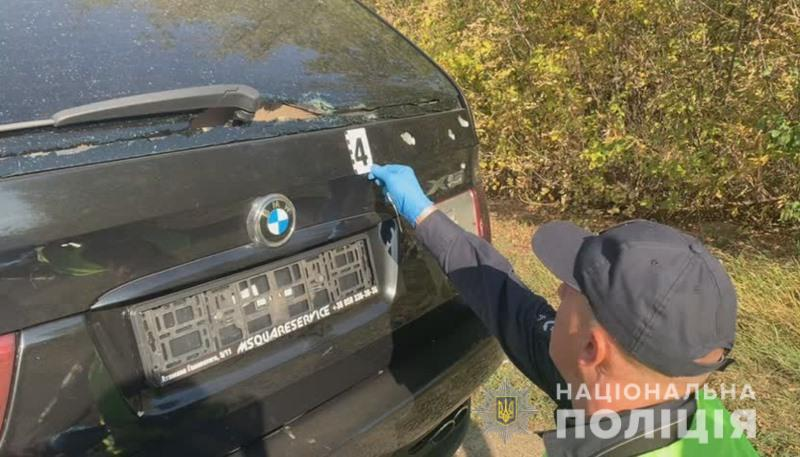 В Одесской области взорвали автомобиль кандидата в депутаты (фото, видео) «фото»