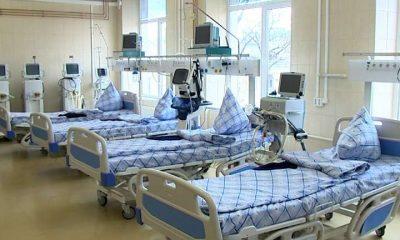 80% больничных коек должны быть обеспечены кислородом, — Зеленский «фото»